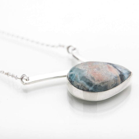 Larimar Necklace, Yasur