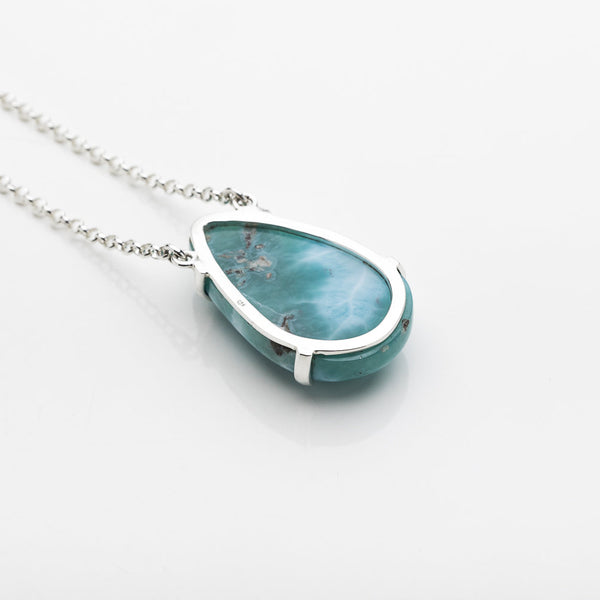 Larimar Necklace, Aleid