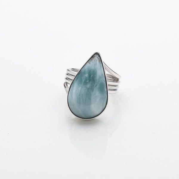 Larimar Ring, CLOUDXXII