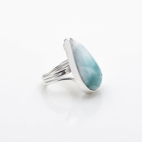 Larimar Ring, CLOUD XXIX