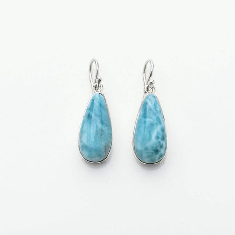 Larimar Earrings, Regine