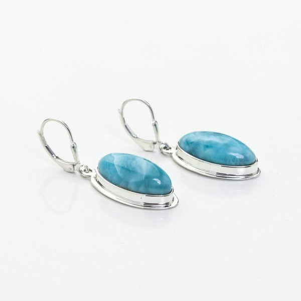 Larimar Earrings, Britney