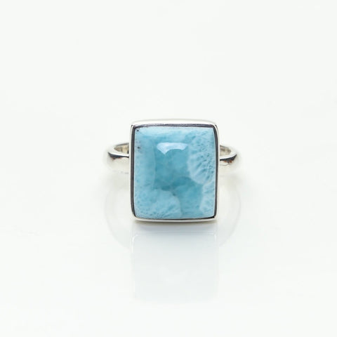 Larimar Square Ring, Mirias