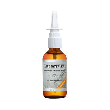 Argentyn 23 Vertical Spray, 2 oz - Dr. Lauren Deville