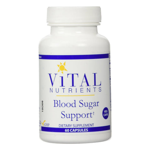 Blood Sugar Support, 60 Caps - Dr. Lauren Deville