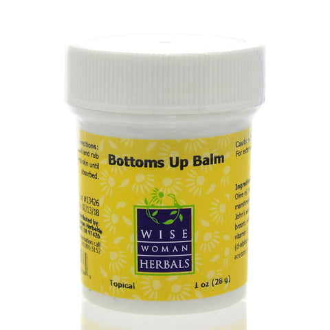 Bottoms Up Balm, 1 oz - Dr. Lauren Deville