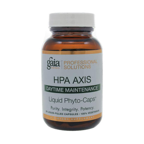 Gaia - Adrenal Support (HPA Axis), 60 Caps - Dr. Lauren Deville