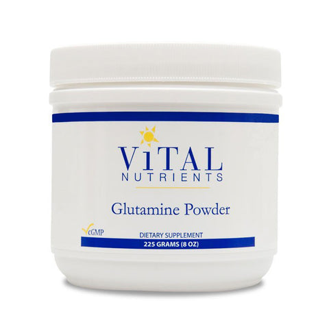 Glutamine Powder, 8 oz - Dr. Lauren Deville