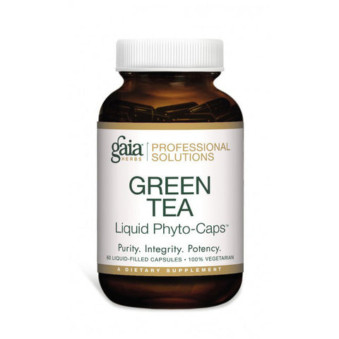 Green Tea, 60 Caps - Dr. Lauren Deville