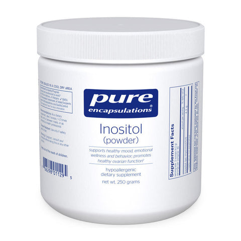 Inositol (Powder), 250g - Dr. Lauren Deville
