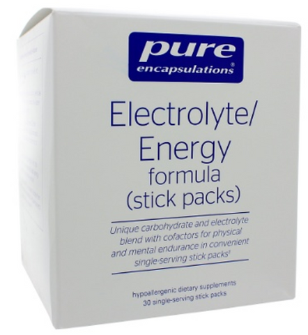 Electrolyte/Energy Formula (30 Packets)