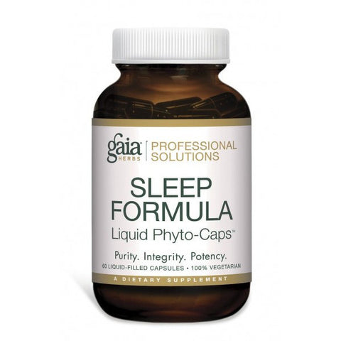 Sleep Formula, 60 Caps - Dr. Lauren Deville
