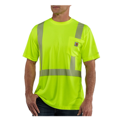 Carhartt Force® High-Visibility Short Sleeve Class 2 T-Shirt - 100495