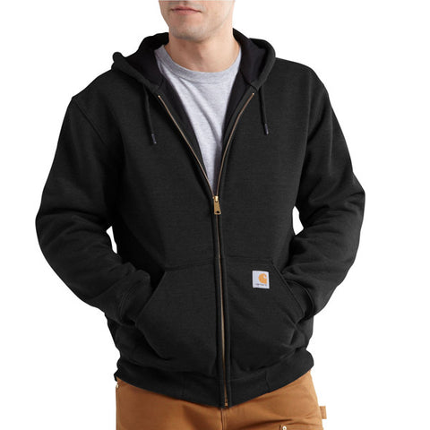M RD Rutland Thermal Lined Hooded Zipfront Sweatshirt