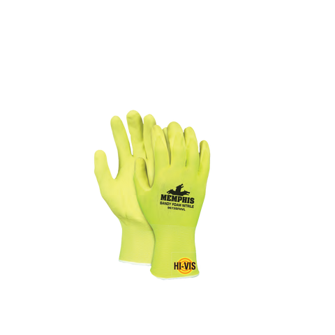 Memphis High Visibility Foam Gloves