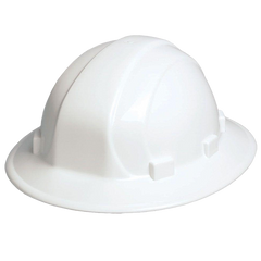 ERB Safety Omega II Full Brim Hard Hat - 19911