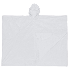 River City PVC Disposable Schooner Poncho - O40