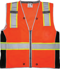 Hi-Visibility Safety Vest SURVCL2O