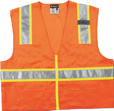 Hi-Visibility Safety Vest SURVO