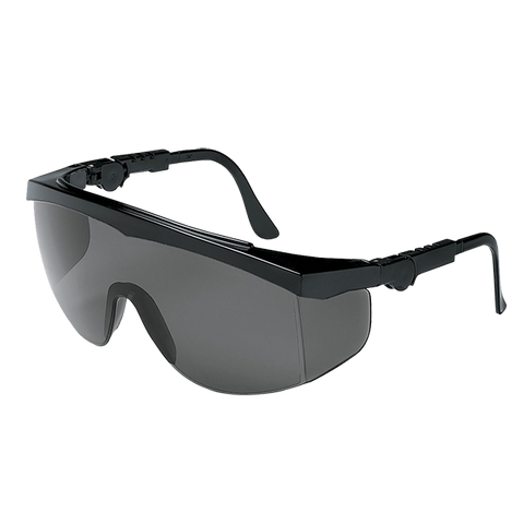 Crews Tomahawk Black Frame Clear Lens Or Anti-fog - TK112