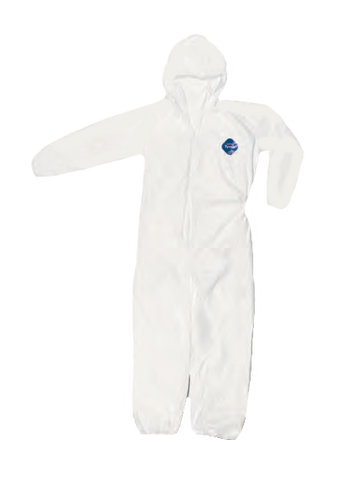 DuPont Tyvek Coverall with Zipper