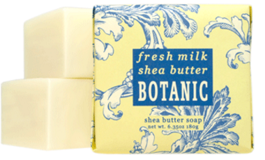 Botanic shea butter soap