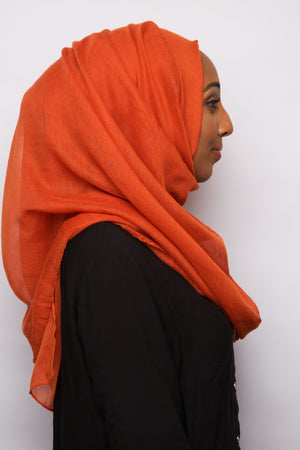 Brique VISCOSE Scarf