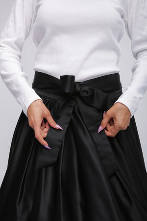 Milano Bow Skirt