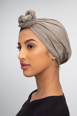 Clay SUEDE Turban
