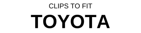 Toyota Car Clips