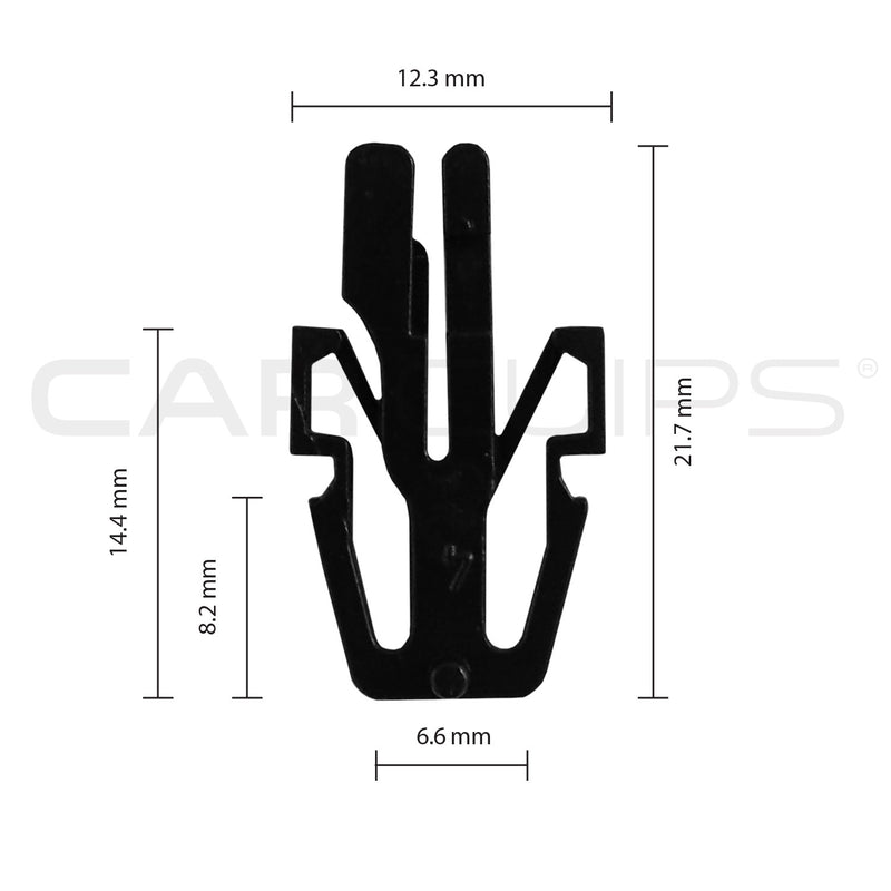 CC10015 - Car clip to fit Toyota