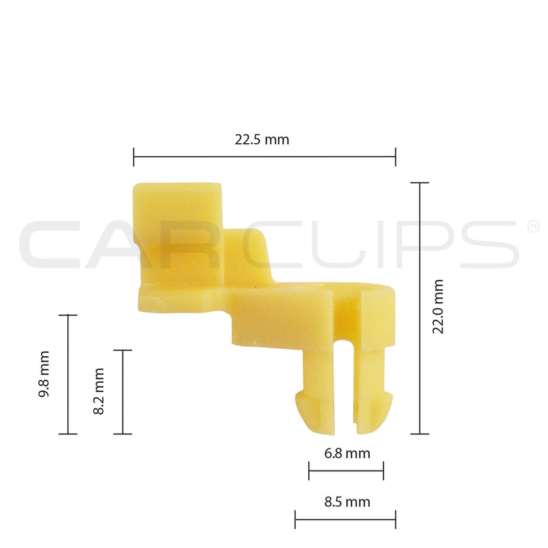 CC10330 - Car clip to fit Toyota