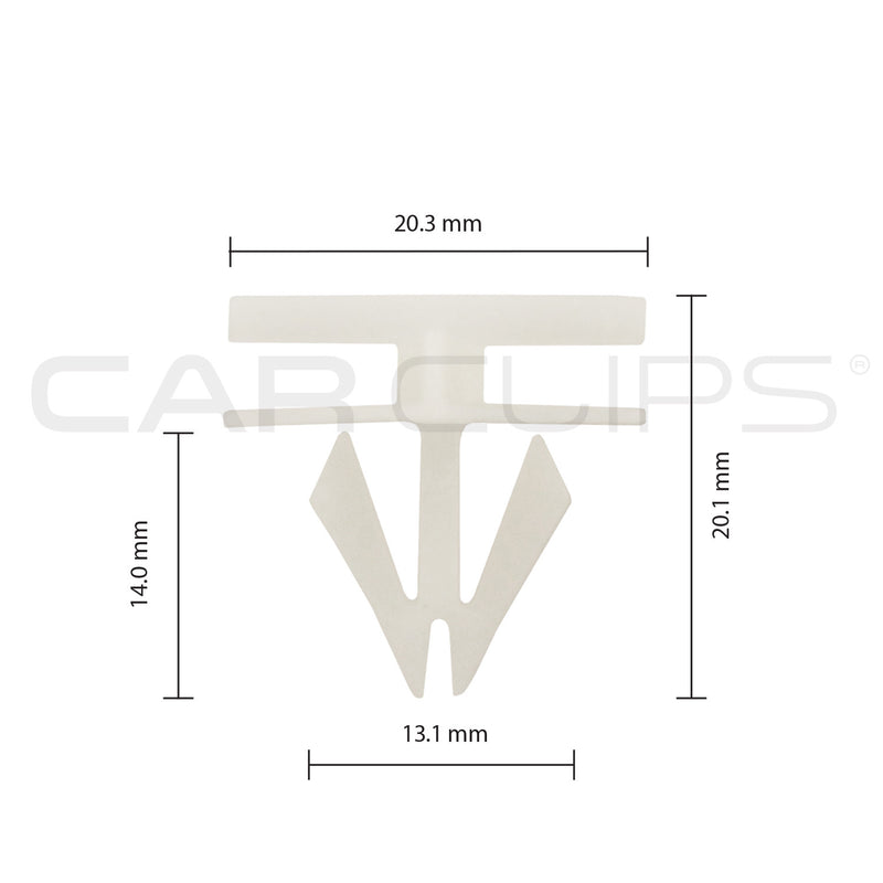 GM Car Clip - CC10336