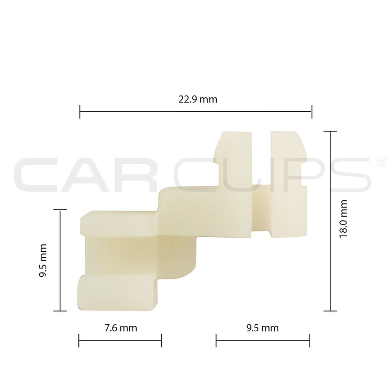 CC10349 - Car clip to fit Toyota