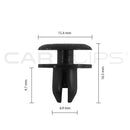CC10618 - Car clip to fit Toyota