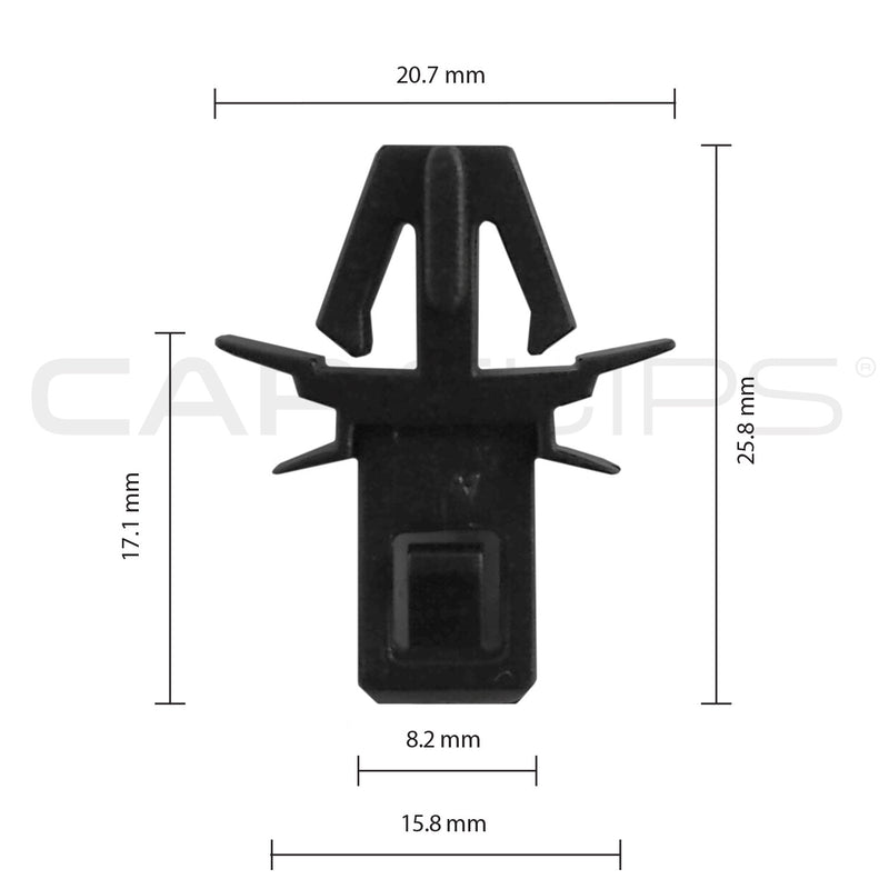 CC10647 - Car clip to fit Toyota