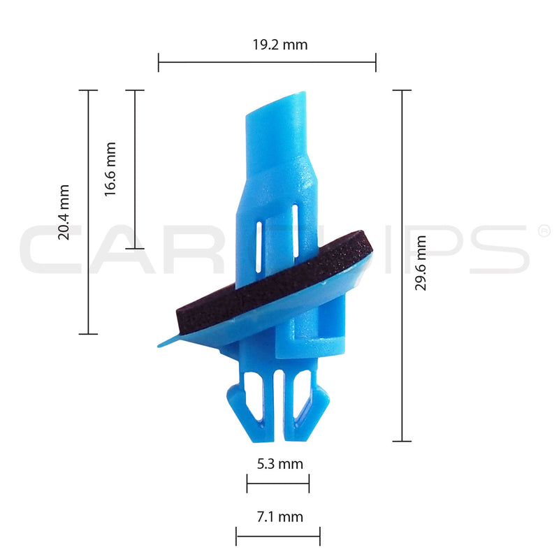 CC10806 - Car clip to fit Toyota