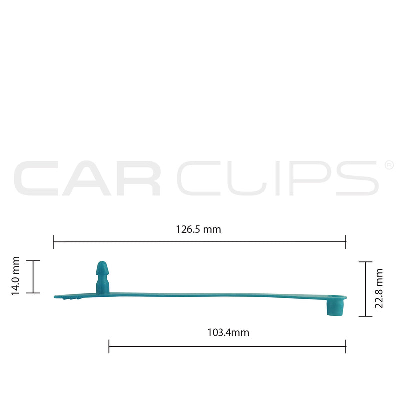 CC10822 - Car clip to fit Toyota