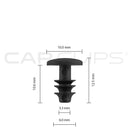 CC11003 - Car clip to fit Toyota