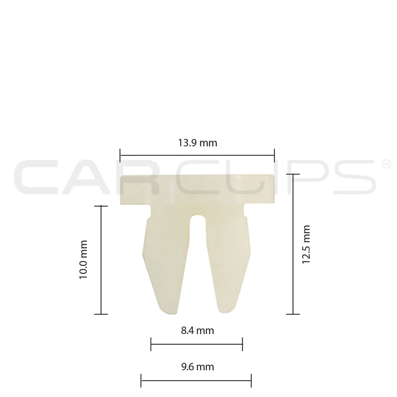 CC11005 - Car clip to fit Toyota