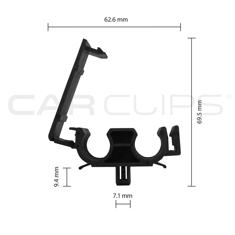 CC11028 - Car clip to fit Toyota