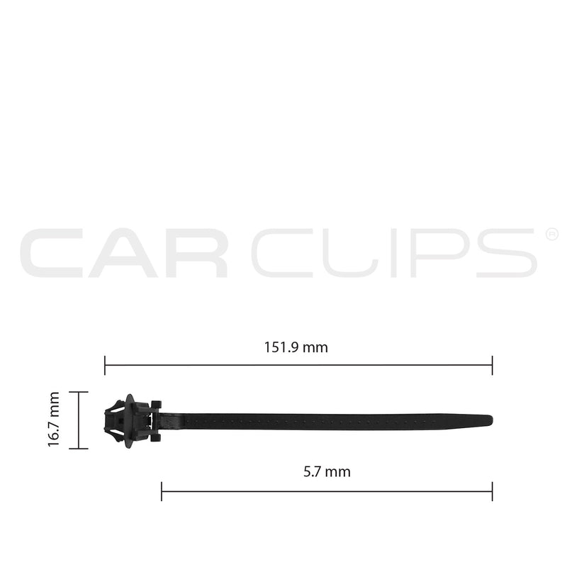 CC11049 - Car clip to fit Toyota