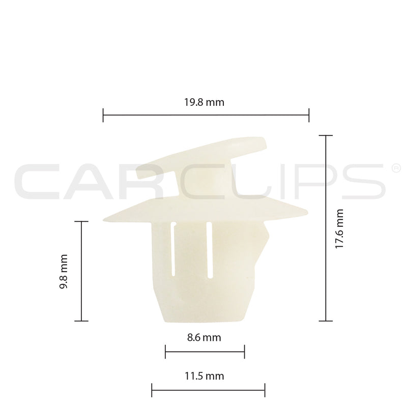 CC11106 - Car clip to fit Toyota