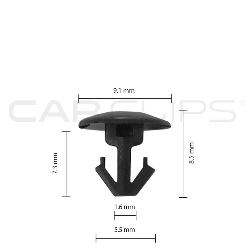 Renault/Mazda/Multi-Use Car Clip - CC11145