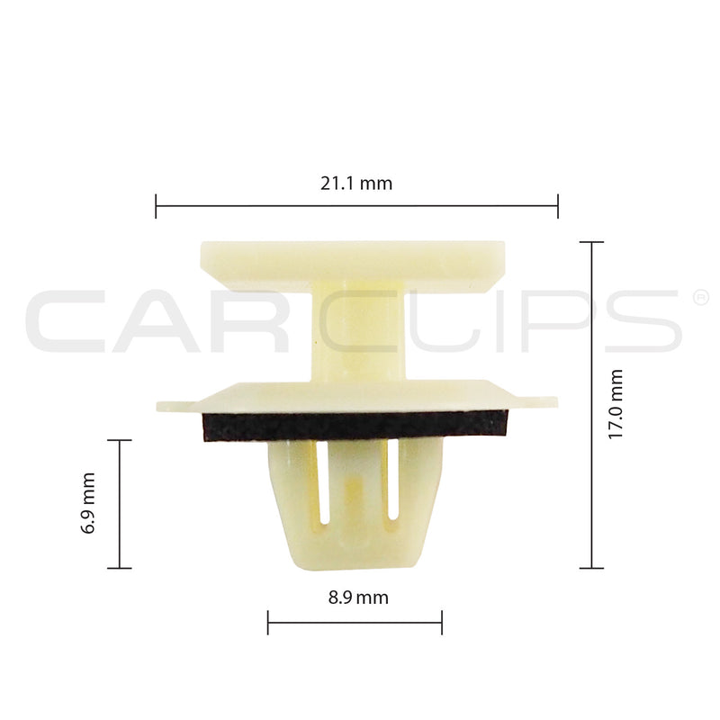 CC11319 - Car clip to fit Toyota