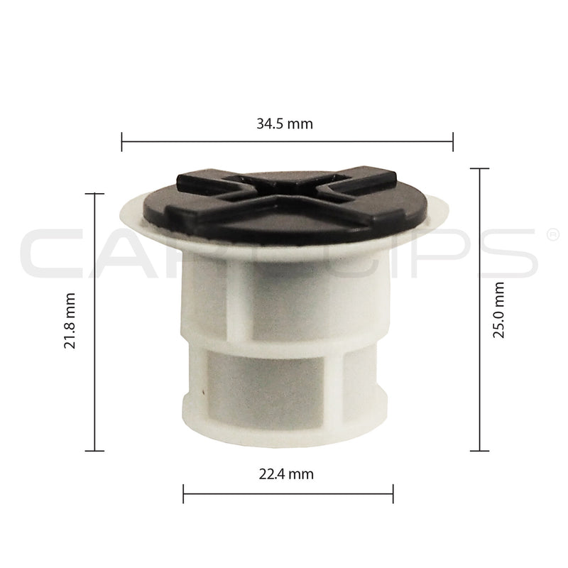 CC11322 - Car clip to fit Toyota
