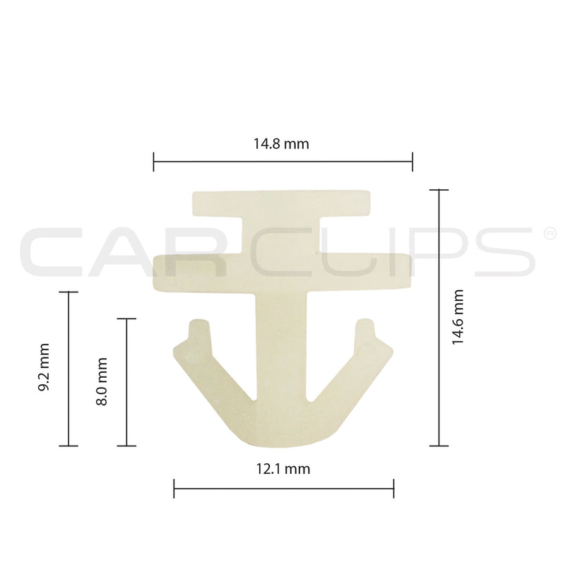 CC11325 - Car clip to fit Toyota