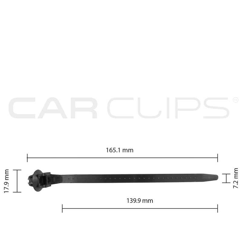 CC11333 - Car clip to fit Toyota