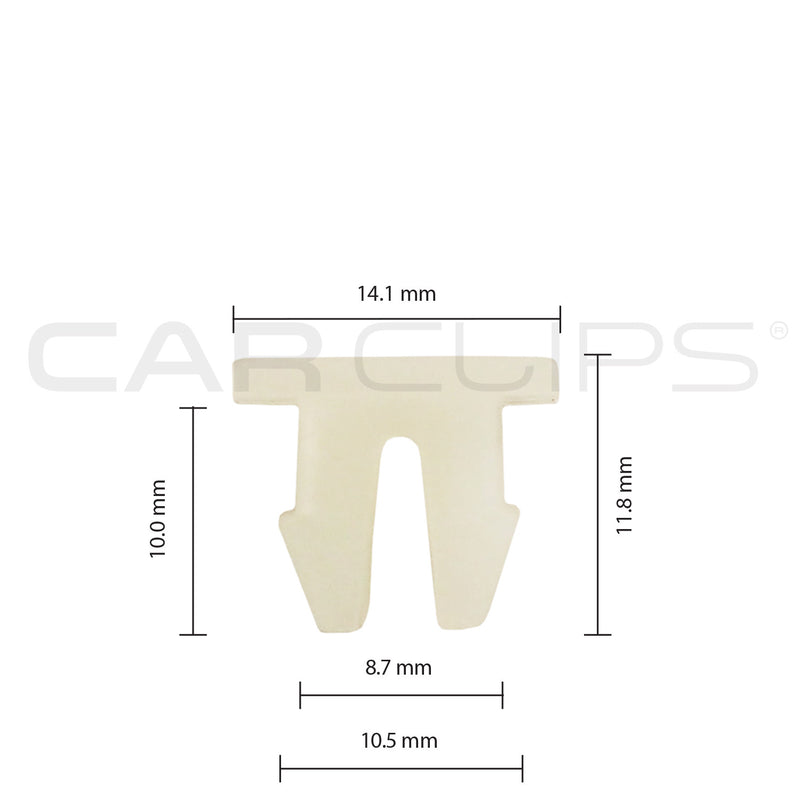 CC11340 - Car clip to fit Toyota