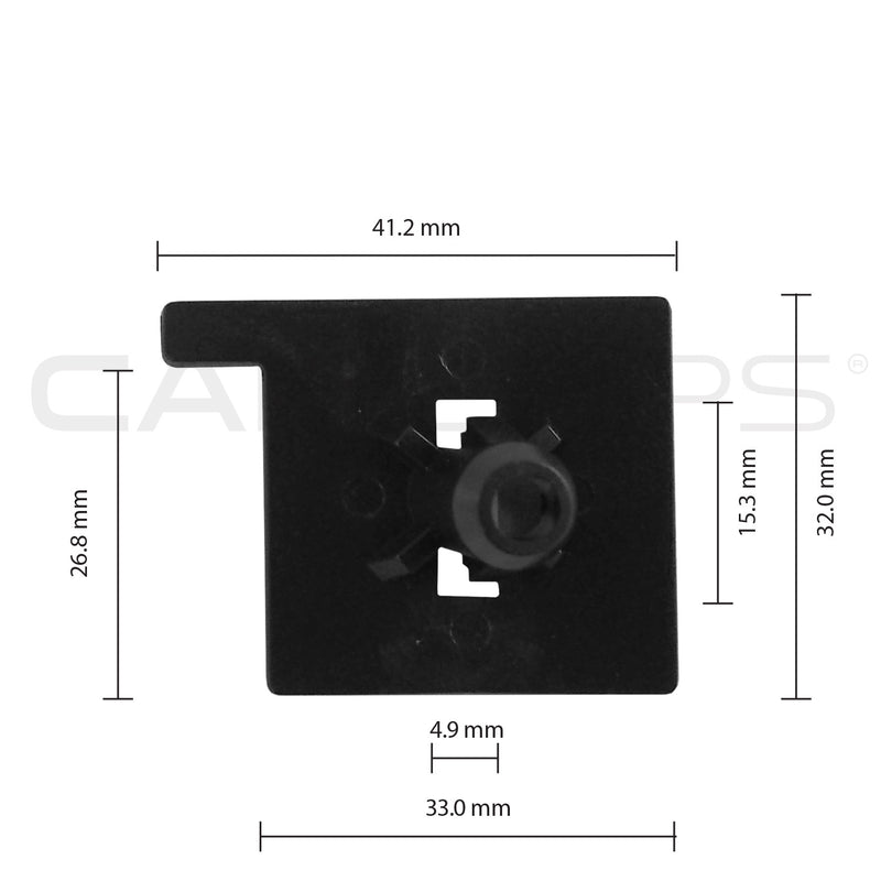 CC11375 - Car clip to fit Toyota